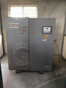 Atlas Copco Screw Air compress