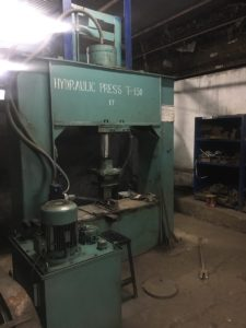 Hydraulic Press 150 MT